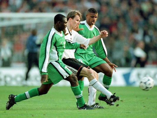 ROAD TO RUSSIA: 7 Memorable Super Eagles Pre-World Cup Friendlies Vs European Teams