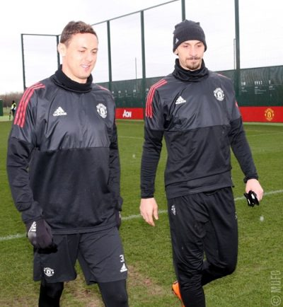 Mourinho Talks Up United's UCL Chances, Confirms Martial Return, Unsure Of Pogba
