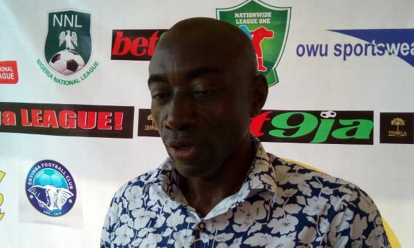 Kwara United sack John Obuh after poor string of results