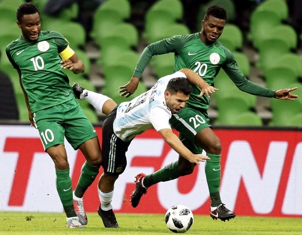 Super Eagles ranked 52nd in the World in the latest Federation Internationale de Football Association  rankings