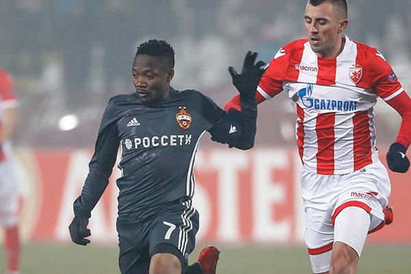 Musa Vows To Start Scoring Again As CSKA Moscow Face Lyon