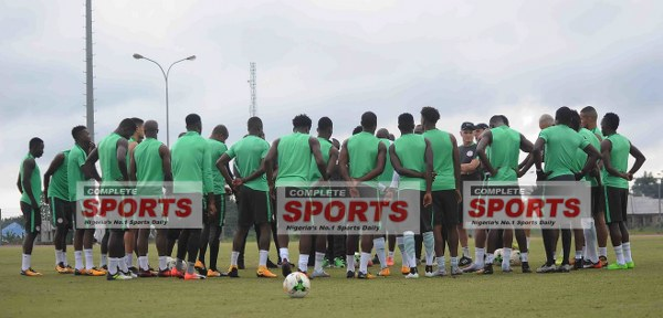 POLAND VS NIGERIA: 22 Players In Camp As Eagles Start Training; Mikel, Etebo, Ajayi Out