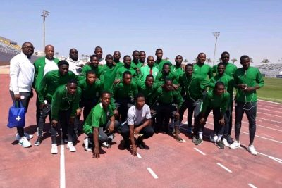 U-20 AFCON Qualifiers: Flying Eagles Blow Two-Goal Lead In Guinea Bissau