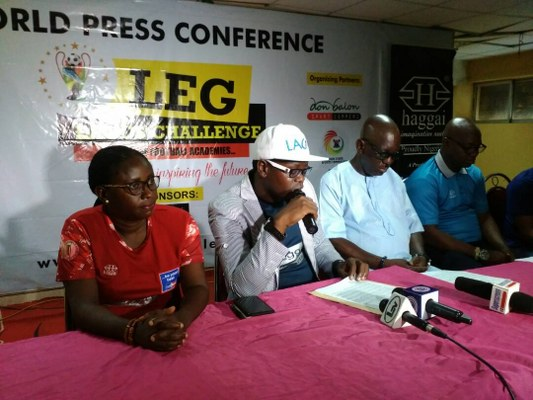 16 Teams Set For Maiden Leg Lagos Challenge Football Tourney