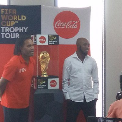 Karembeu: Nigeria, Other African Teams Should Copy Past Champions' Methods To Win World Cup Too