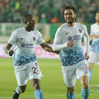 Onazi Targets Europa League Spot After Trabzonspor Win