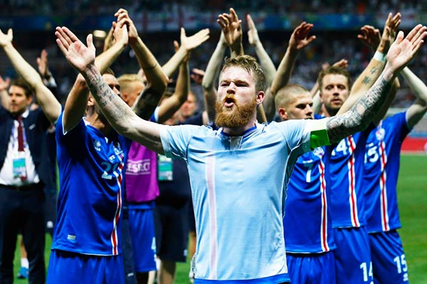 Iceland FA Boss Warns Nigeria, Others: We'll Shock The World Like At Euro 2016