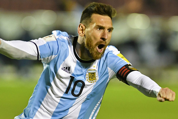 Messi: 'Tough And Strong' Super Eagles Will Be Difficult To Beat