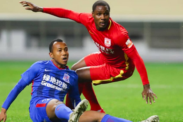 China: Ighalo Inspires Changchun To Season's First League Win