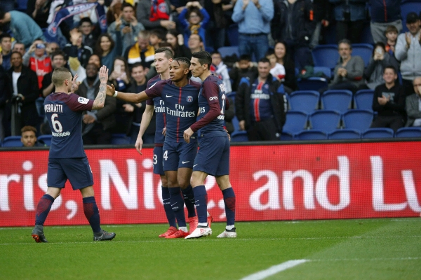 PSG Bounce Back From Real Madrid Defeat, Thrash Metz