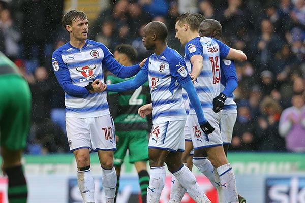 Aluko Ends Goal Drought As Reading Halt Winless Run Vs QPR