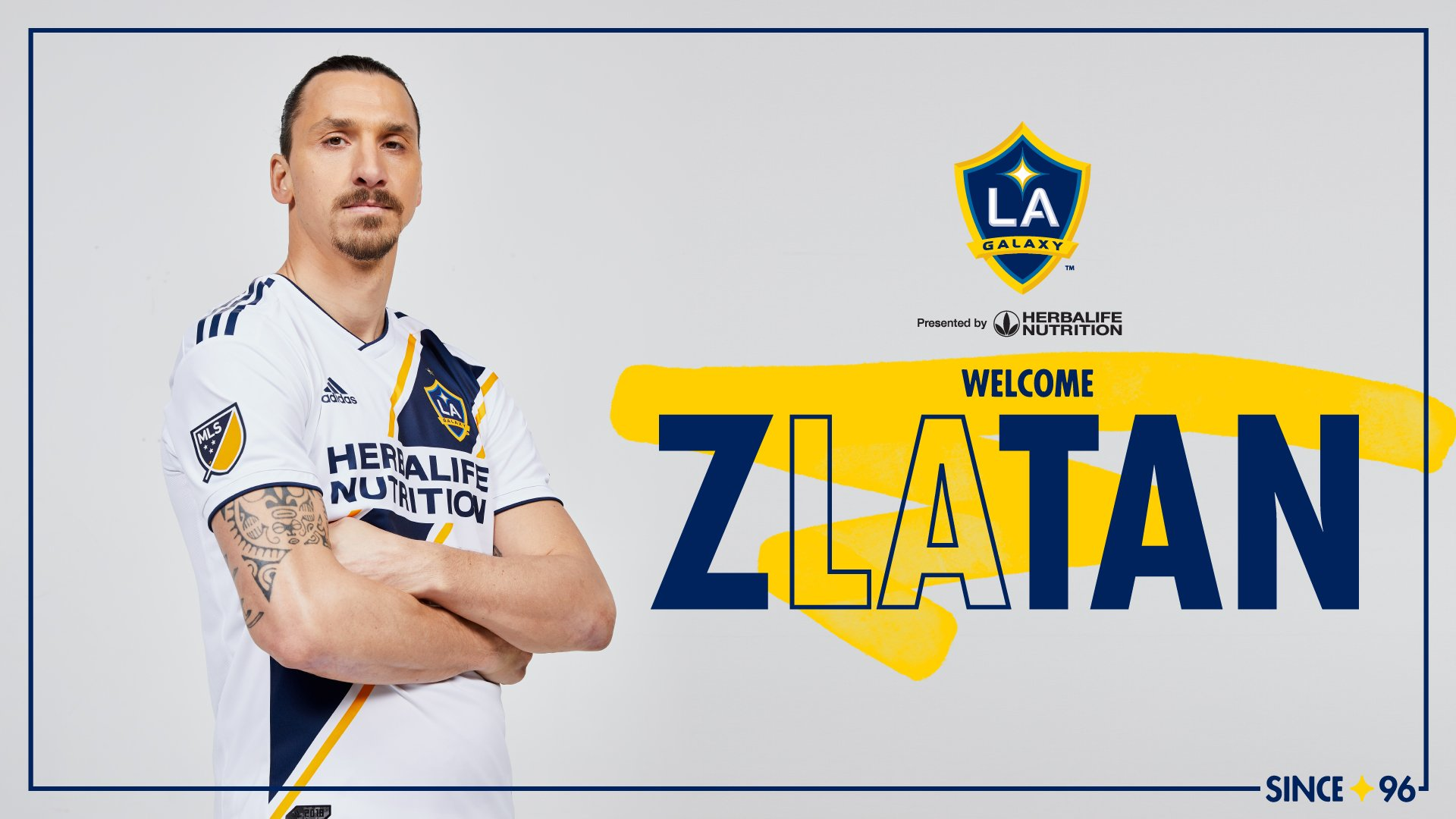 la galaxy confirm ibrahimovic signing swedish star