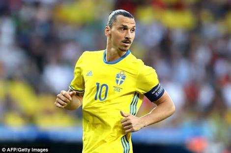 Ibra set to leave MU at end of season