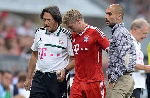 Ex-Bayern Doctor Blasts Guardiola: You Lack Self-Confidence And Live In Fear