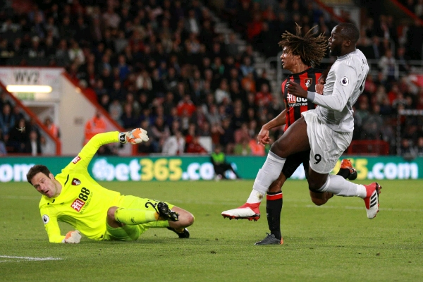 Image result for EPL: Man U Ease Past Bournemouth