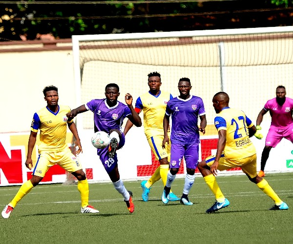MFM crash out in Bamako — CAF CC