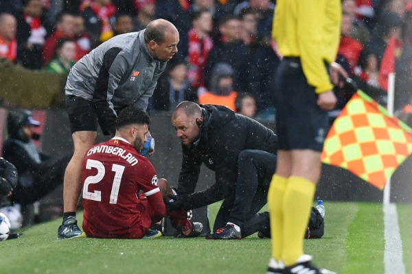 Chamberlain To Miss Rest Of Season, England's World Cup Campaign