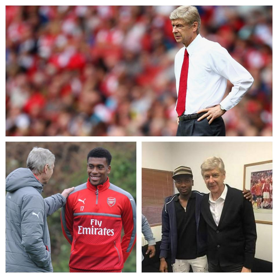 Wenger Debate: Who Replaces Him? What Next For Iwobi, Nwakali?
