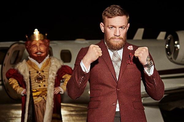 UFC Superstar McGregor Arrested, Charged With Assault