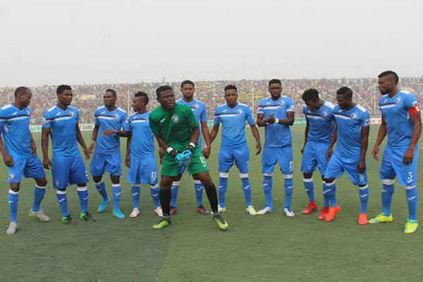 CAFCC Play-Offs: Enyimba Claim Away Draw Vs Bidvest Wits