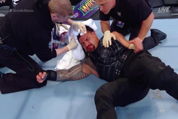 Undertaker, Lesnar, AJ Styles, Rousey Win At Wrestlemania 34