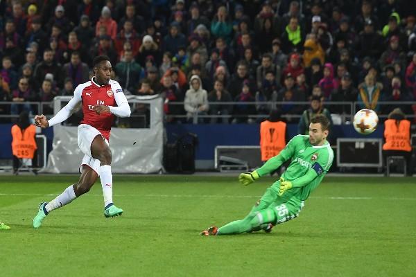 Europa: Iwobi, Musa Clash As Arsenal Reach Semis; Atletico, Marseille, Salzburg Advance