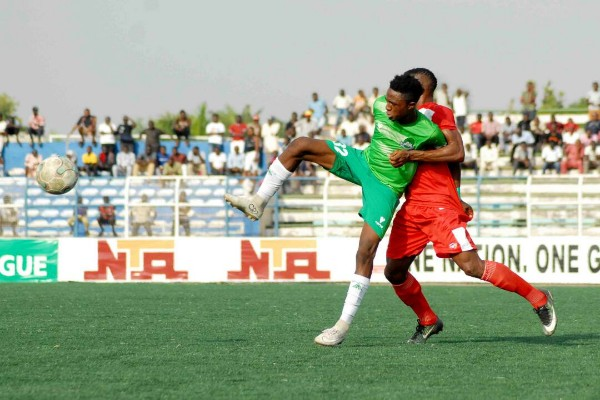Image result for Lobi Extend Unbeaten Run as Akwa United Hold Enyimba