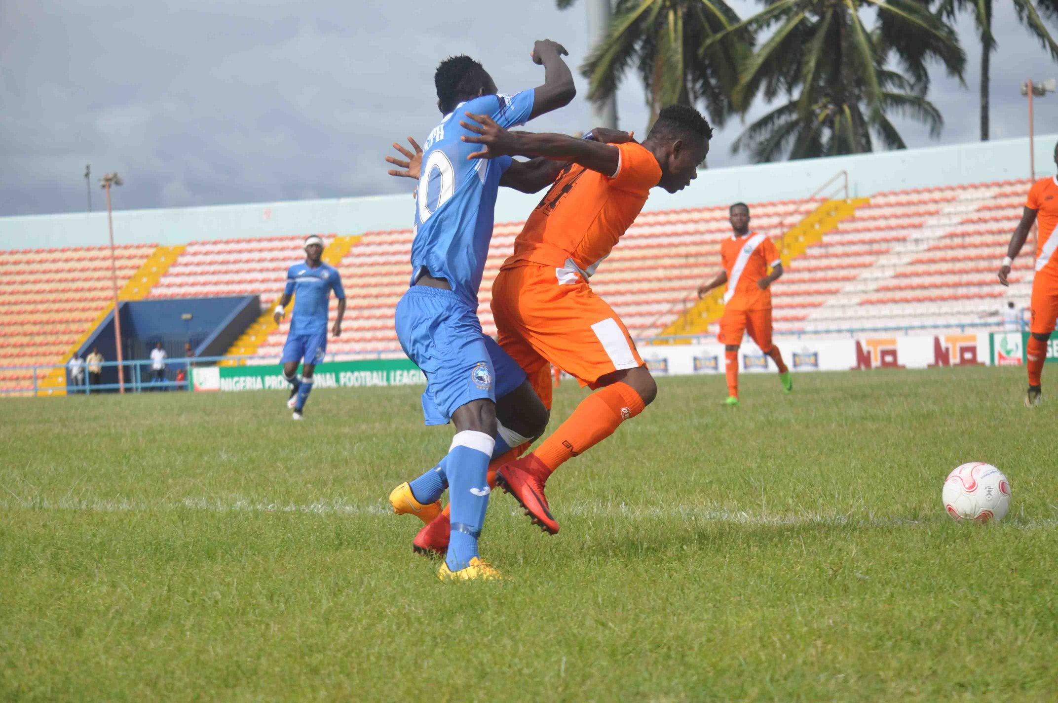NPFL: Ezenwa Keeps Clean Sheet As Enyimba Outscore Go Round