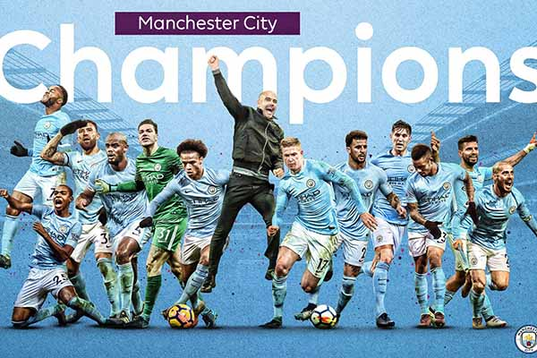 West Brom shock United, Man City win title