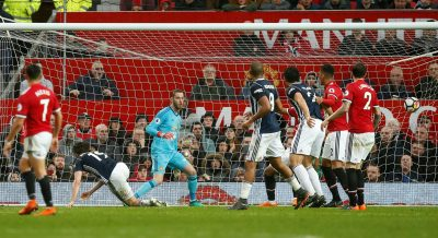 CHAMPIONS: West Brom Stun United To Hand EPL Title To Man City