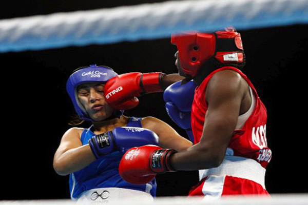 CWG 2018: Boxer Satish Kumar settles for Silver in men's +91kg category