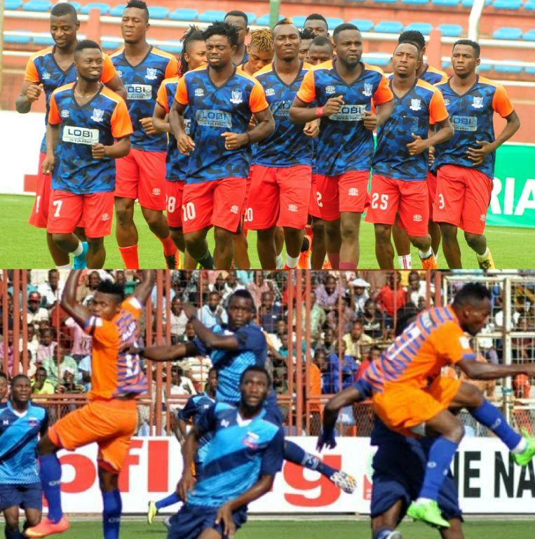 NPFL: Lobi Stars Seek To Extend Lead; Enyimba, Akwa United Clash In Calabar