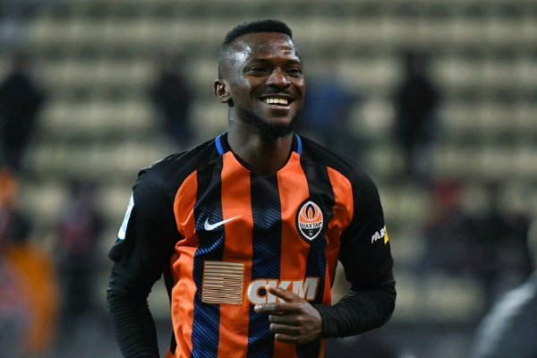 Kayode Starts Light Training At Shakhtar Donetsk After Layoff Over Injury
