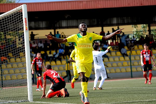 Cafcc Boboye Rues Plateau United S Missed Chances Vs Usm