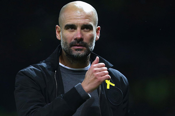Premier League title can help Man City grow in stature - Pep Guardiola