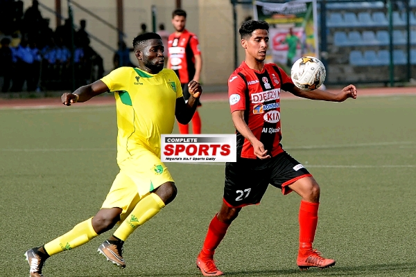 5 Takeaways From Plateau United-USM Alger CAFCC Clash In Lagos