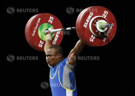 Commonwealth Games: Agboro, Uweh miss out on weightlifting medals