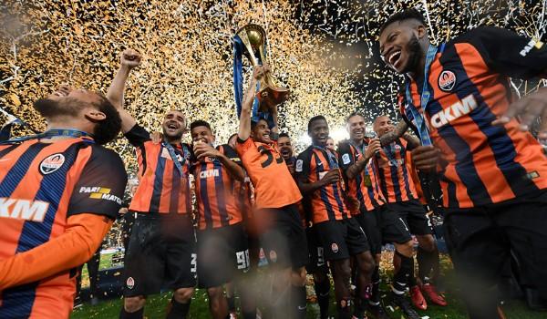 Ukraine President Salutes Kayode's Shakhtar Donetsk On 11th League Title Feat