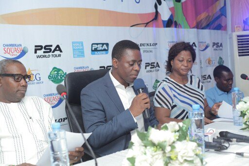 2018 Chamberlain Squash Open Serves Off May 6 In Lagos