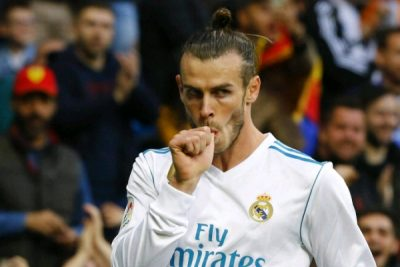 Bale Bags Brace As Real Madrid Thrash Celta Vigo