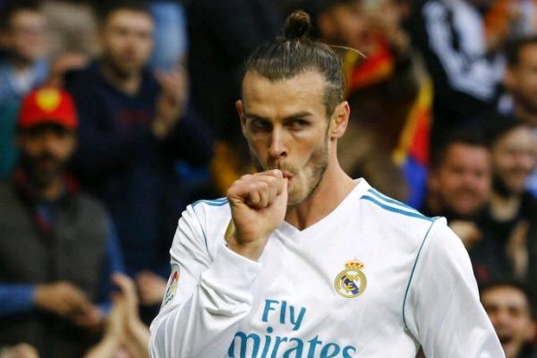 Bale Bags Brace As Real Madrid Thrash Celta Vigo