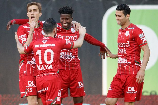 In-Form Olayinka Promises More Goals, Chases Europa Spot With Zulte-Waregem