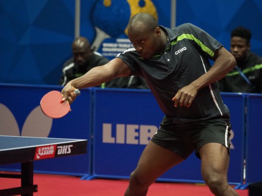 Liebherr 2018: Nigeria's Table Tennis Team To Face Spain In Round Of 16