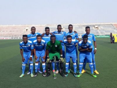 CAFCC: Coach Aigbogun targets winning start against Djoliba