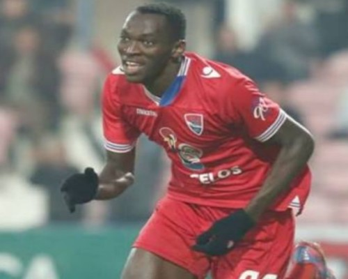 Nigerian Striker Simy Hits 7th Serie A Goal For Struggling Crotone