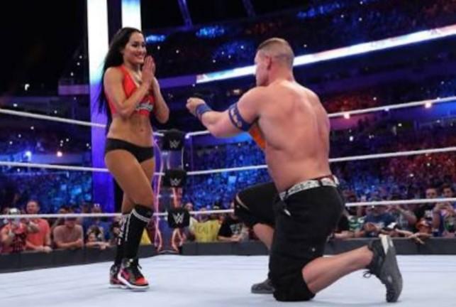 WWE Legend John Cena Opens Up On Split With Fiancee