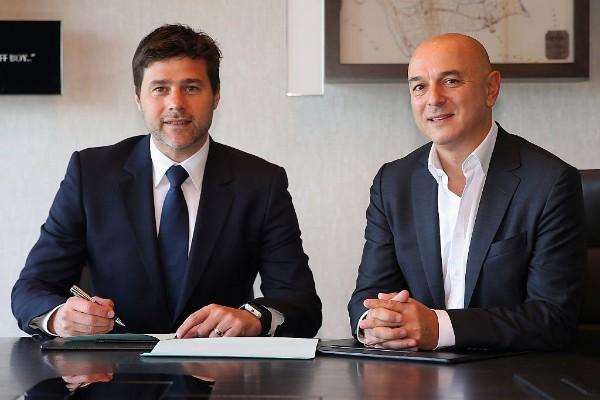 """Pochettino """"Honoured"""" To Have Signed New Spurs Deal"""