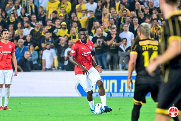Ogu Shifts Focus To Hapoel Beer Sheva After World Cup No Show