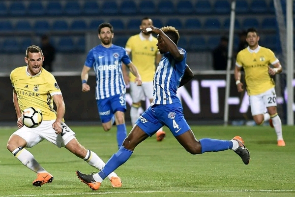 Omeruo Thankful For Successful Loan Spell At Kasimpasa