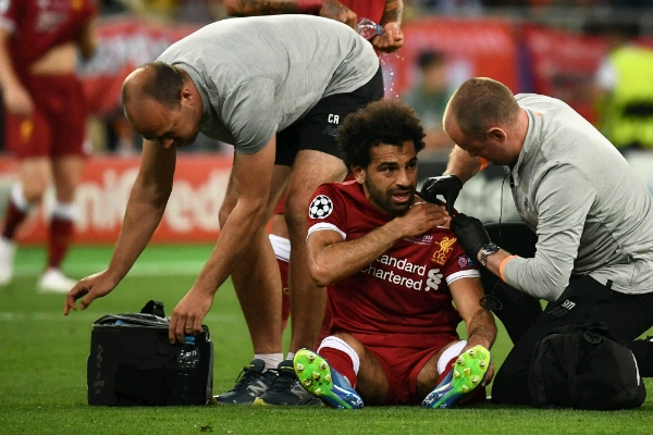 Egyptian FA Confident Salah Will Play In World Cup